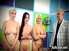 Wild Nympho Blowjob With Jennifer White Laela Pryce and Jenna Ivory
