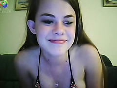 The best teen webcam whore ever