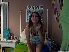 Legal Age Teenager Selfshot Homevideo 38